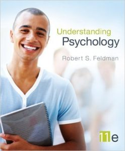 Intro to Psychology text book.
