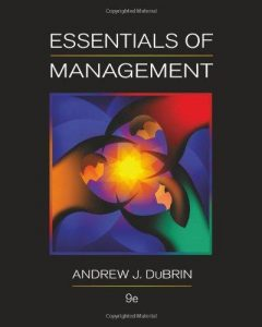 Introduction to Management Textbook